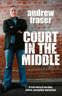 1 of 1 - Court in the Middle by Andrew Fraser..PAPERBACK..LIKE NEW..mnf57
