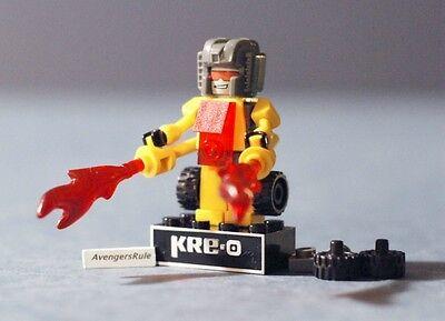 Kre-O Transformers 2013 Series 1 Mini Figures Micro Changers Singe