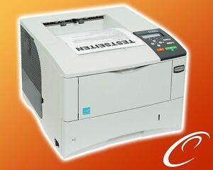Kyocera-FS-2000DN-unter-100-000-Seiten-Duplex-Netzwerk-parallel-USB