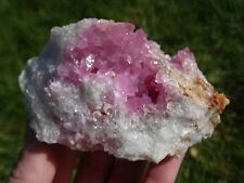 COBALTO CALCITE ~ 4 HOT PINK  *NEW* AFRICA ~ COBALTAN CALCITE ~ aphrodite stone