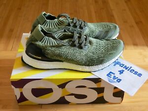 the best attitude 18524 06a1d Details about Adidas Ultra Boost Uncaged Olive - BB3901 size 9.5