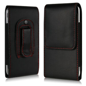 SOFT-PU-LEATHER-BELT-CLIP-POUCH-CASE-COVER-HOLDER-HOLSTER-FOR-YOUR-MOBILE-PHONE