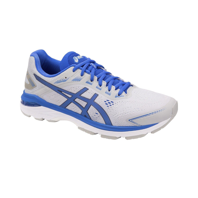 Asics gt-2000 7 Lite-show señores zapatillas running 1011a203-020 blancoo azul