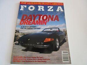 FORZA-MAGAZINE-FERRARI-Issue-65-November-2005-Daytona-330-GT-F1