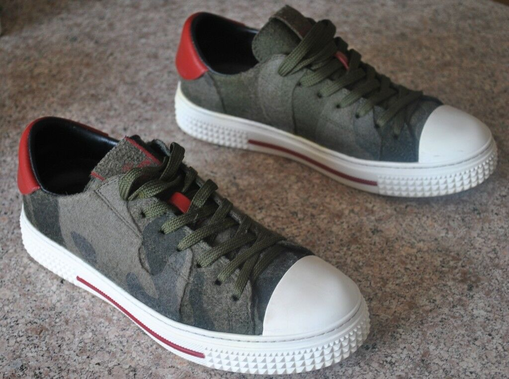 VALENTINO GARAVANI 100% 100% 100% ORIGINAL, COOLE Sneaker  TOP   Gr. 39  NP: 7ad428