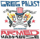Live from the Armed Madhouse by Greg Palast (CD-Audio, 2007)