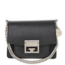 6e2ef10d6b Givenchy Women's 4g Mini Pandora Bag in Nylon Black for sale online ...