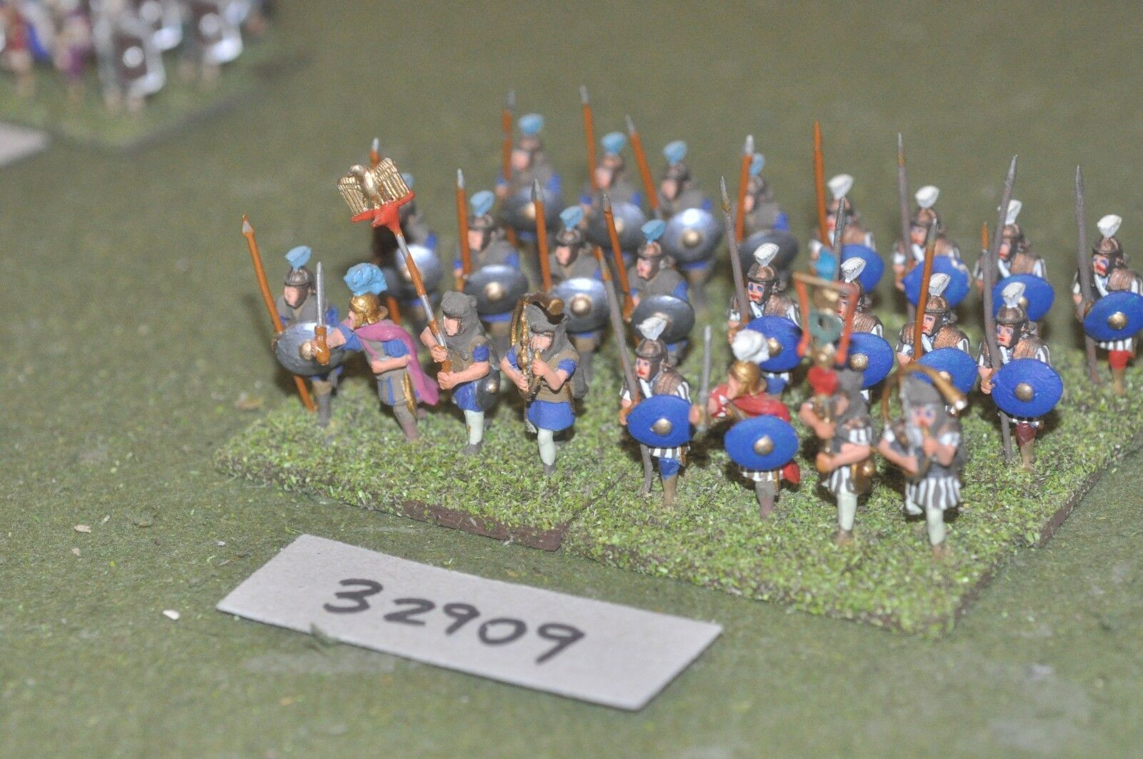 25mm roman era   roman - auxiliares 24 figures - inf (32909)