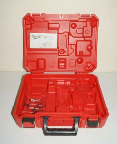 Milwaukee M18 18-Volt Lithium-Ion 2606-22 CASE ONLY NEW