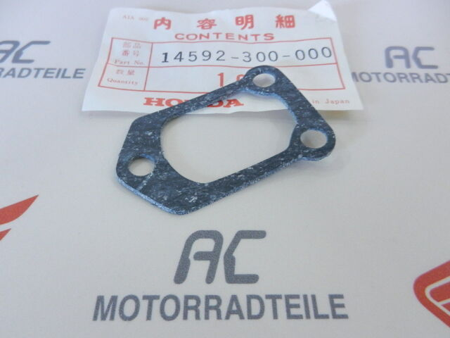 Honda CB 750 cuatro k2-k6 Gasket cam Chain TENSIONER holder genuine