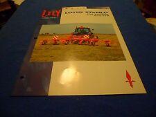 sitrex hay rake operators manual