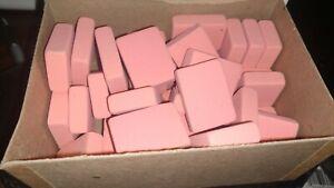 Vintage Eberhard Faber 6000 Van Dyke Pink Eraser Size 40 Full Box New NOS