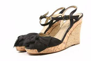 BP-Nordstroms-BP-Womens-8-M-Sandals-Espadrilles-Bow-Platform-heels-dress-Shoes