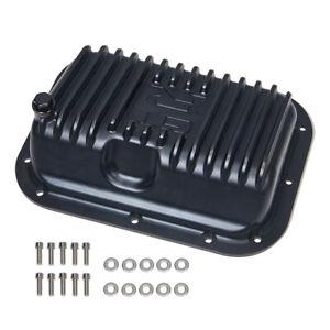 For Nissan 2009-2019 VR38DETT G-TR R35 Black Motorsports CNC Engine Oil Sump Pan