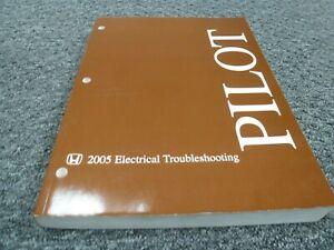 2005 Honda Pilot Electrical Wiring Diagrams Manual LX EX EX-L 3.5L V6 | eBay | 2005 Honda Wiring Diagram |  | eBay