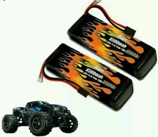 Xmaxx Maxamps lipo 6500mah 3s 11.1v pair for traxxas x-maxx best lipo battery