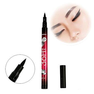 Black Eyeliner Waterproof Liquid Eye Liner Pencil Pen Make Up Beauty Comestic fo