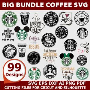 Starbucks Svg Bundle Starbucks Teacher Svg Starbucks Sunflower Svg Starbucks Ebay