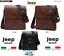 miniatura 1 - JEEP BULUO Borsello tracolla borsa uomo Jeep Buluo Casual uomo 2020