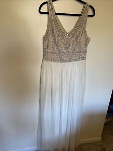 BHLDN-Tulle-Beaded-Gown-Ivory-Size-18-Plus-Size-Wedding-Dress-Anthropologie