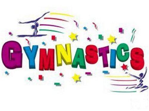 YOUTH Gymnastics 3D 100/% Cotton T-Shirt BOLD /& CHEERFUL DESIGN