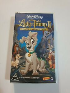 Disney S Lady And The Tramp Ii Scamp S Adventure Dvd 2006 9398500504823 Ebay