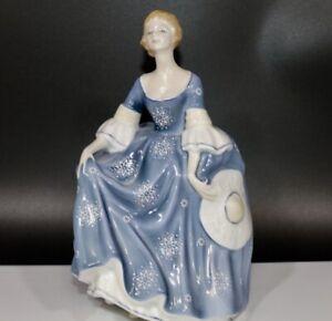 Details about Royal Doulton Figurine Hilary HN 2335