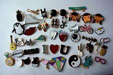 Funky Badges Fashion Pin Brooch Badge Metal Enamel Pins Styles Clothes UK Seller
