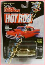 1950 '50 FORD COUPE GOLD CHASE EDITION 1:58 DIECAST HOT ROD MAGAZINE RC RARE!