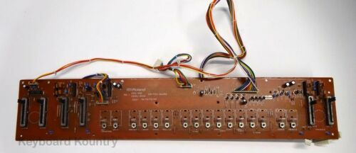 300s Switch Board 250s 300 Roland RD-200