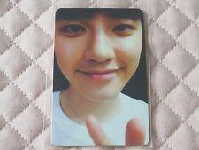 (ver. D.O.) EXO 2nd Album Repackage LOVE ME RIGHT Korean Version DO Photocard