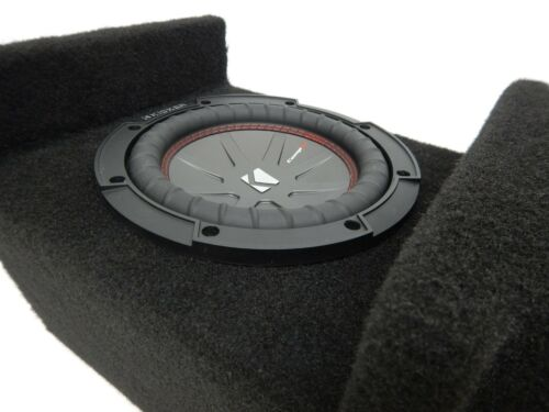 2004 to 2012 GMC Canyon Ext Cab Subwoofer Box Enclosure Sub 2005 2008 2009 2011