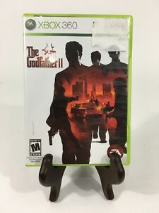 The-Godfather-2-The-Game-Microsoft-Xbox-360-Complete