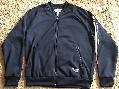 Adidas Men's Original Japan NMD D TT Q4 Track Jacket Black (BP5559) Sz XL NWT | eBay