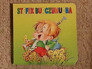 Details About Stefek Burczymucha Maria Konopnicka Dla Dzieci Wiersz Biblioteka Niedzwiadka