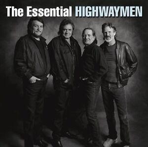 Highwaymen-The-Essential-2-CD-NEW