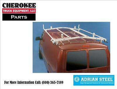 Adrian Steel 63 Fdeco 7ft Double Grip Lock Ladder Rack