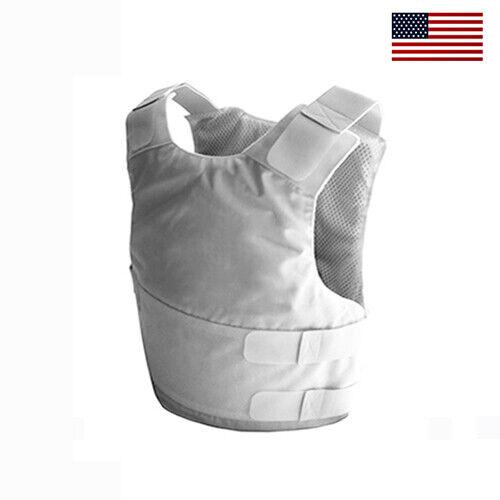 SkarrAmror® New Concealable Bulletproof Vest Stabproof Body Armor NIJ  3A - XS  brand