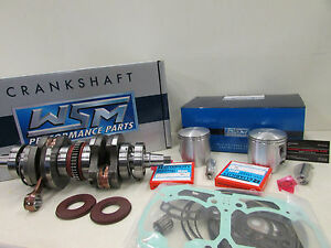Details about SEA DOO 947 951 DI WSM ENGINE REBUILD KIT, PISTONS, GASKETS,  CRANKSHAFT, SEALS