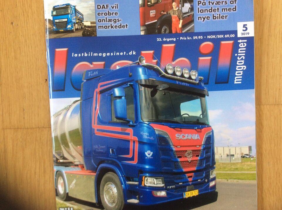 Lastbil blade, emne: bil og motor