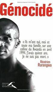 Genocide-von-Reverien-Rurangwa-Buch-Zustand-gut