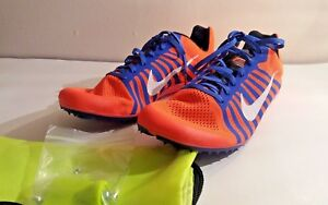 Nike Zoom D Spirnt Spike Men's Track Running Shoes 819164-804 SZ 10