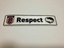 2016-2017 THE FA Respect soccer patch England FA CUP football Badge