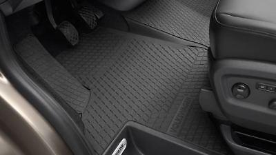 Original VW T5 Transporter Gummimatte Fahrerseite vorn Gummifußmatte schwarz