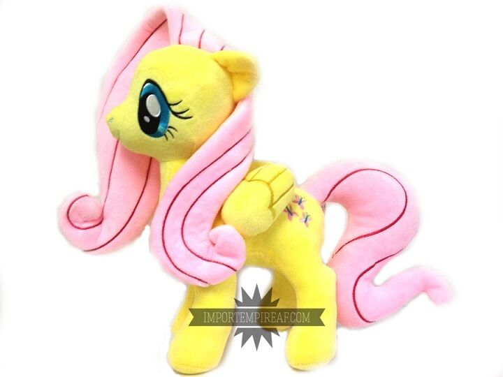 MY LITTLE PONY FLUTTERSHY SOFT TOY 30 CM SNOWMAN figure plush doll Moon celestia