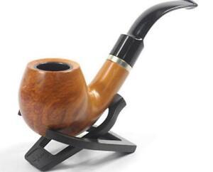 Langlebige-Tabakpfeife-Holzpfeife-Filterpfeife-Pfeife-Zigaretten-Rauchen-Pipe