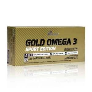 Olimp-Omega-3-Sport-Edition-120-Kapseln-Fettsaeuren-Fischoel