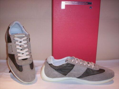 Décontractée Chaussure Basses Chaussures Baskets Rex Pirelli Cuir Sport De Homme wqY1TzS