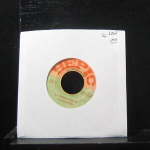 Little-Roy-amp-The-Heptones-Mr-T-7-034-VG-LOW-Vinyl-45-Hepic-Scorch-ERROR