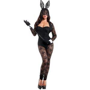 b0c5c1ba54e1 Caricamento dell immagine in corso SexY-Intimo-Lingerie-bunny-gatta-tuta- mistress-cat-